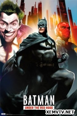 Batman Under The Red Hood - Batman Under The Red Hood