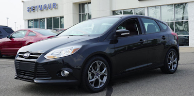 Used 2014 Ford Focus for Sale Near Eaton Rapids, MI