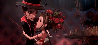 Jamais, au grand jamais, tu ne devras tomber amoureux