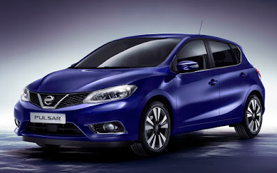 Cars Nissan Pulsar Trends 2015