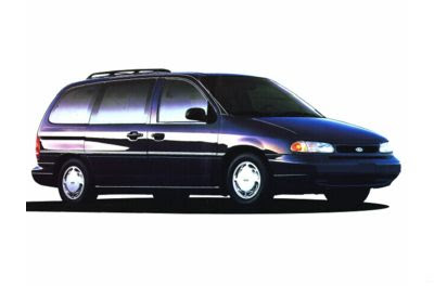 1996 Ford Windstar Owners Manual