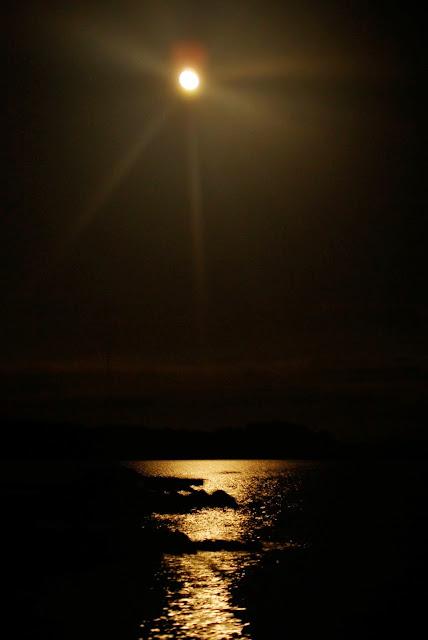 Mondspiegelung