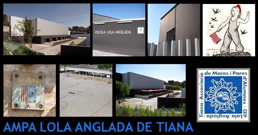 AMPA LOLA ANGLADA DE TIANA