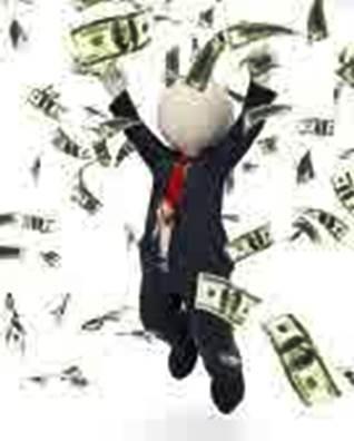 Gambar penyebab sulit menjadi orang kaya raya