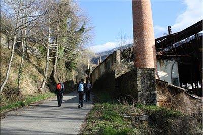 Antigua fábrica de Ajuria