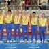 Seleção masculina de ginástica artística fatura ouro inédito por equipes no Pan