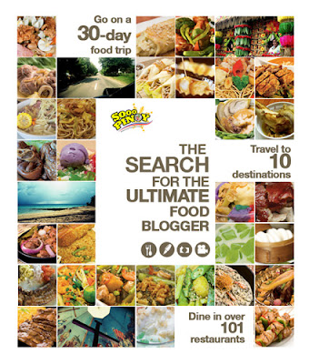 Sooo Pinoy Search for the Ultimate Food Blogger