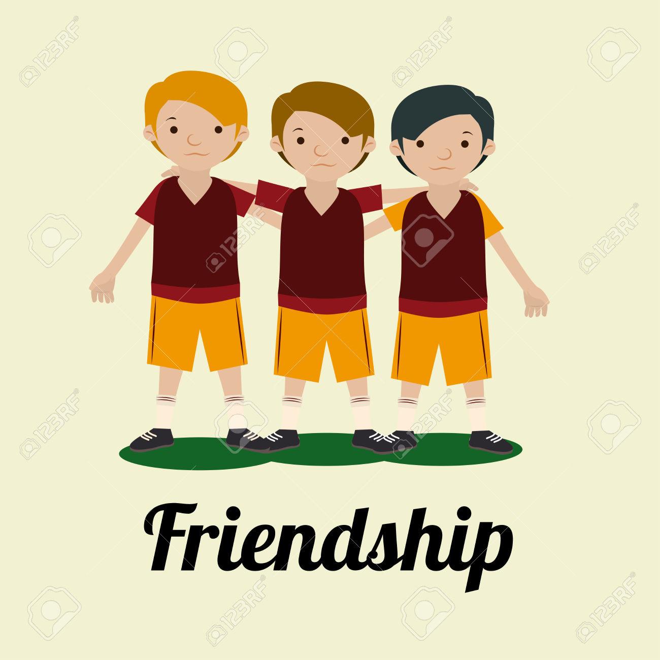 Схема дружбы