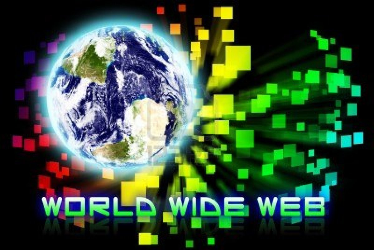 world in the web The web is a system of internet servers that support specially formatted documents the documents are formatted in a markup language called html.