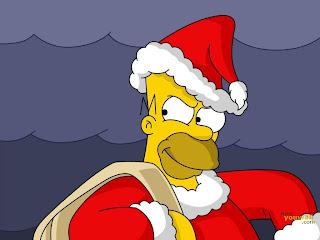 Cartoon Santa Claus Image