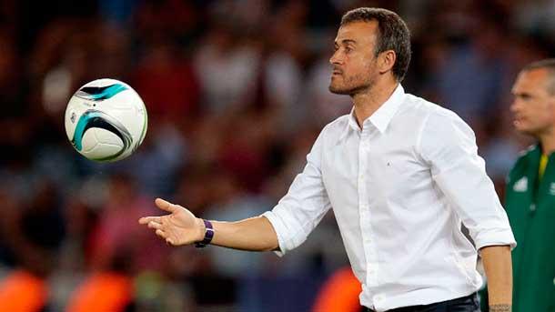 ¿Por qué jugador del Barça se cambiaría Luis Enrique?