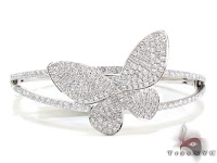 Butterfly Diamond Bracelet