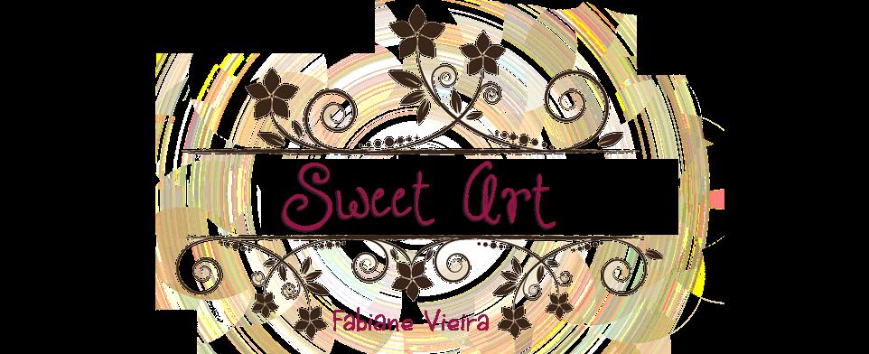 Sweet Art por Fabiane Vieira