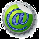 Segueix per correu electronic