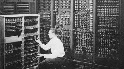 Sejarah Pertama Komputer di Dunia