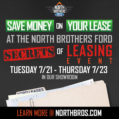 Save Money on Your Lease at North Brothers Ford