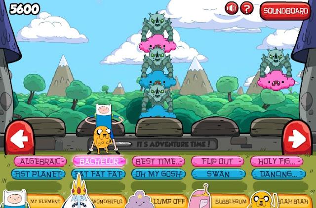 Hora de Aventura Mision Honrada - Juegos Juegosipo