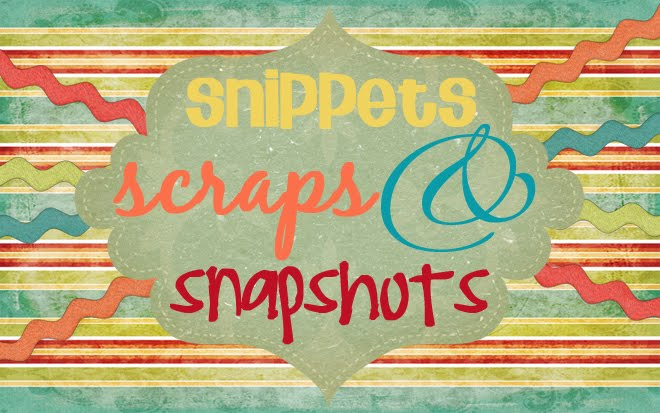 Snippets, Scraps, & Snapshots