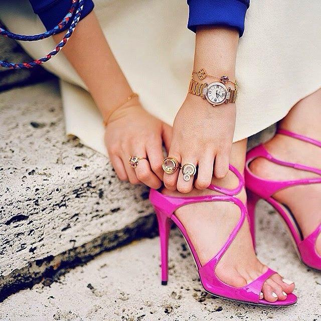 Cut Out Heels Designs