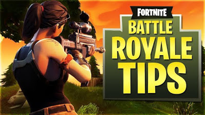 Fortnite: Battle Royale Tips