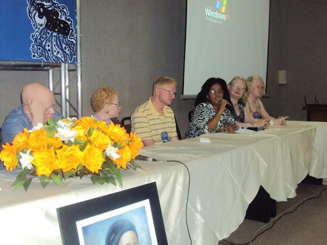 II Encontro Estadual de Pessoas com Albinismo em Salador - BA