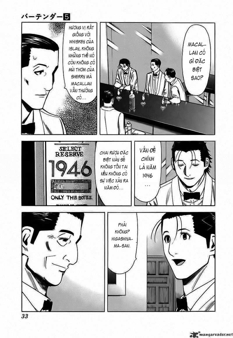 Bartender chap 33 Trang 8 - Mangak.info