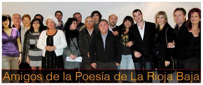 Amigos de la Poesía de La Rioja Baja