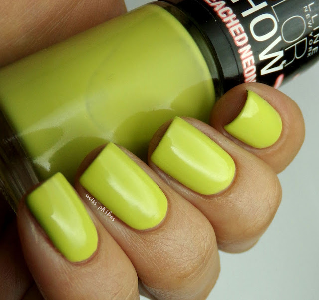 Color Show Lemon Twist