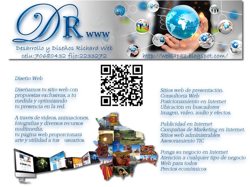 Diseño web bolivia