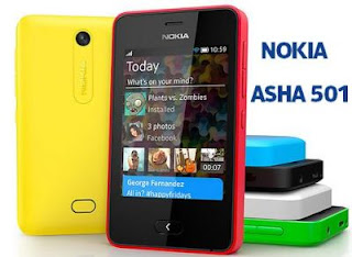 Nokia Asha 501 price in India image