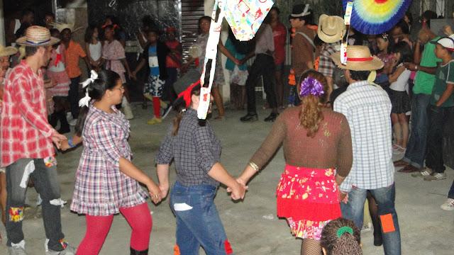 Comunidade Santo Antônio realiza festa junina