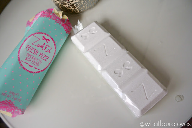 Zoella Beauty | Shower Gel, Bath Fizzer & Body Scrub Review
