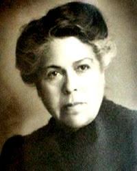 Mi tía abuela Alejandrina Carvajal Aspée - gran poeta chilena - 1881-1951