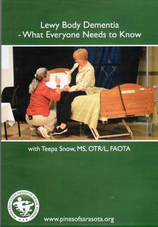 Lewy Body Dementia Chat Rooms