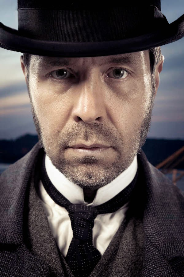 PADDY CONSIDINE as Jack Whicher in The Suspicions of Mr Whicher