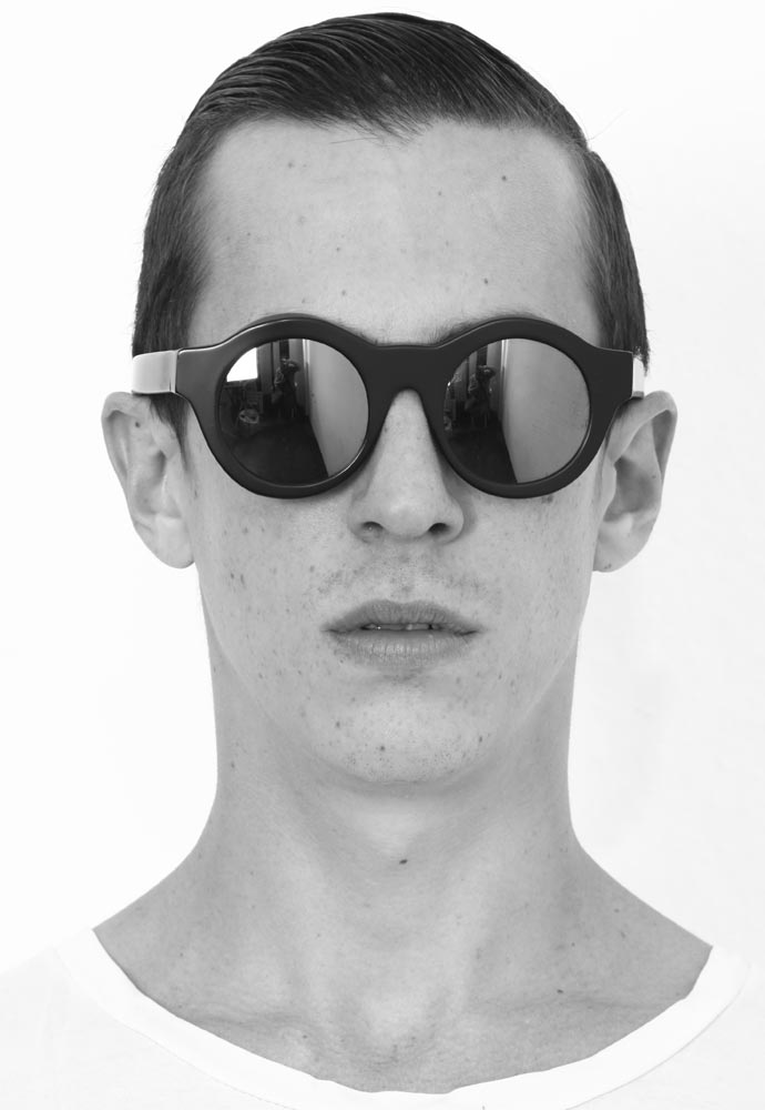 Kuboraum Masks - chunky shades and glasses designed in Berlin