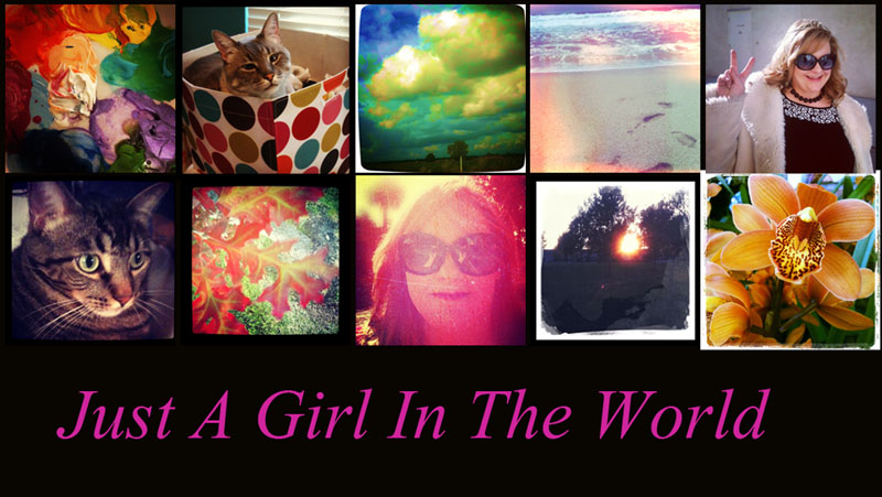 I&#39;m Just A Girl In The World