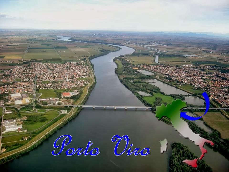 parlando d 39 italia porto viro a capital do delta del p