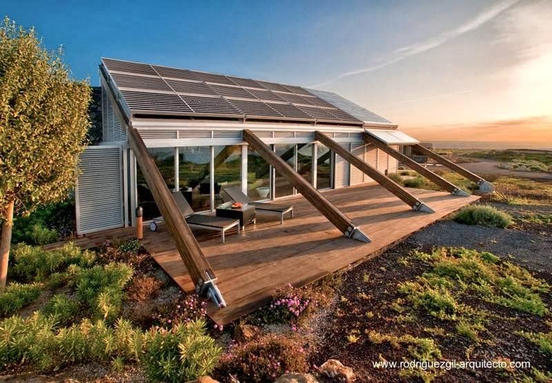 Arquitectura de casas sustentabilidad en la arquitectura - Estudios de arquitectura en tenerife ...