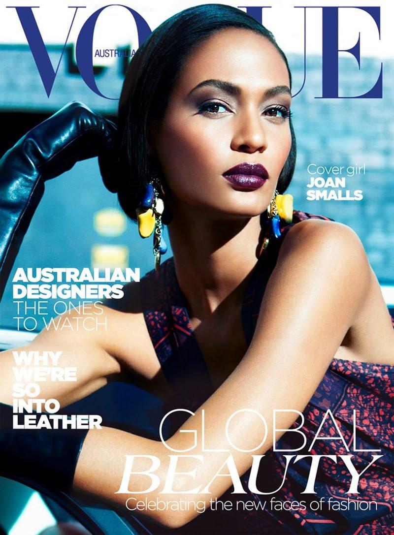 VOGUE AUSTRALIA MAIO CLAUDINHA STOCO Maquiagem para Negras na Vogue Austrália