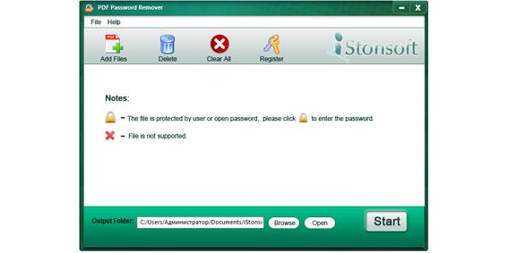 Cara Membuka File PDF yang terproteksi password dengan iStonsoft PDF Password Remover