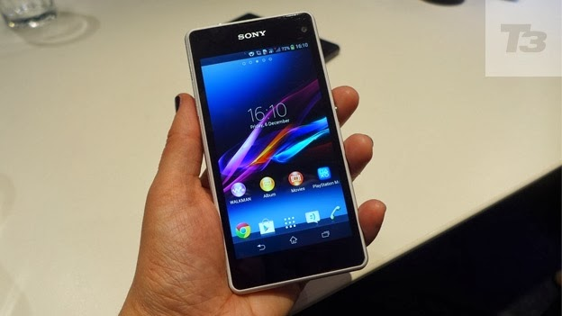 gambar Sony Xperia Z1 Compact