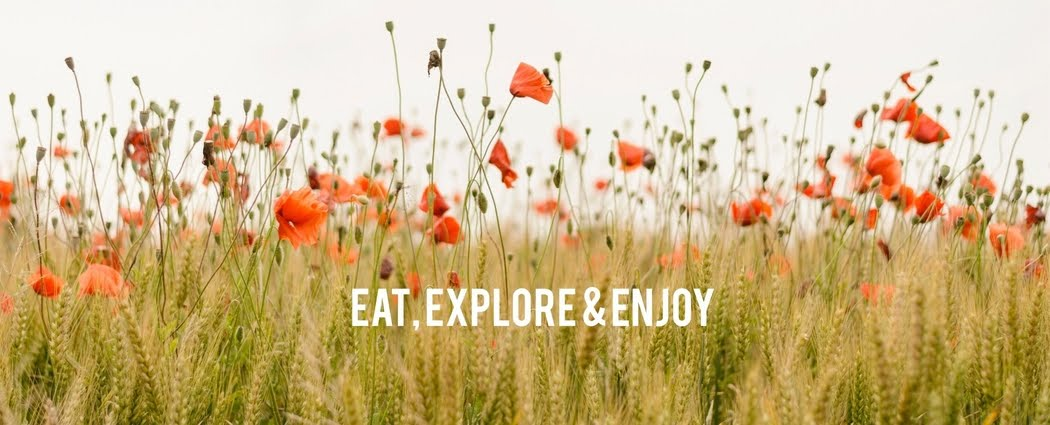 Eat, Explore & Enjoy