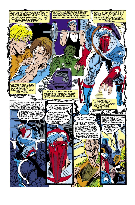 Captain America (1968) Issue #434 #384 - English 13