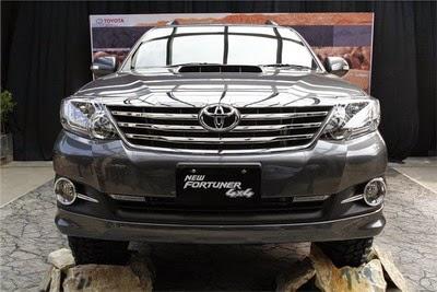 Toyota New Fortuner Diesel 4x4