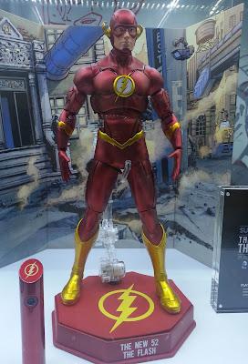 Play Imaginative Super Alloy DC Comics New 52 1/6 Scale The Flash Figure
