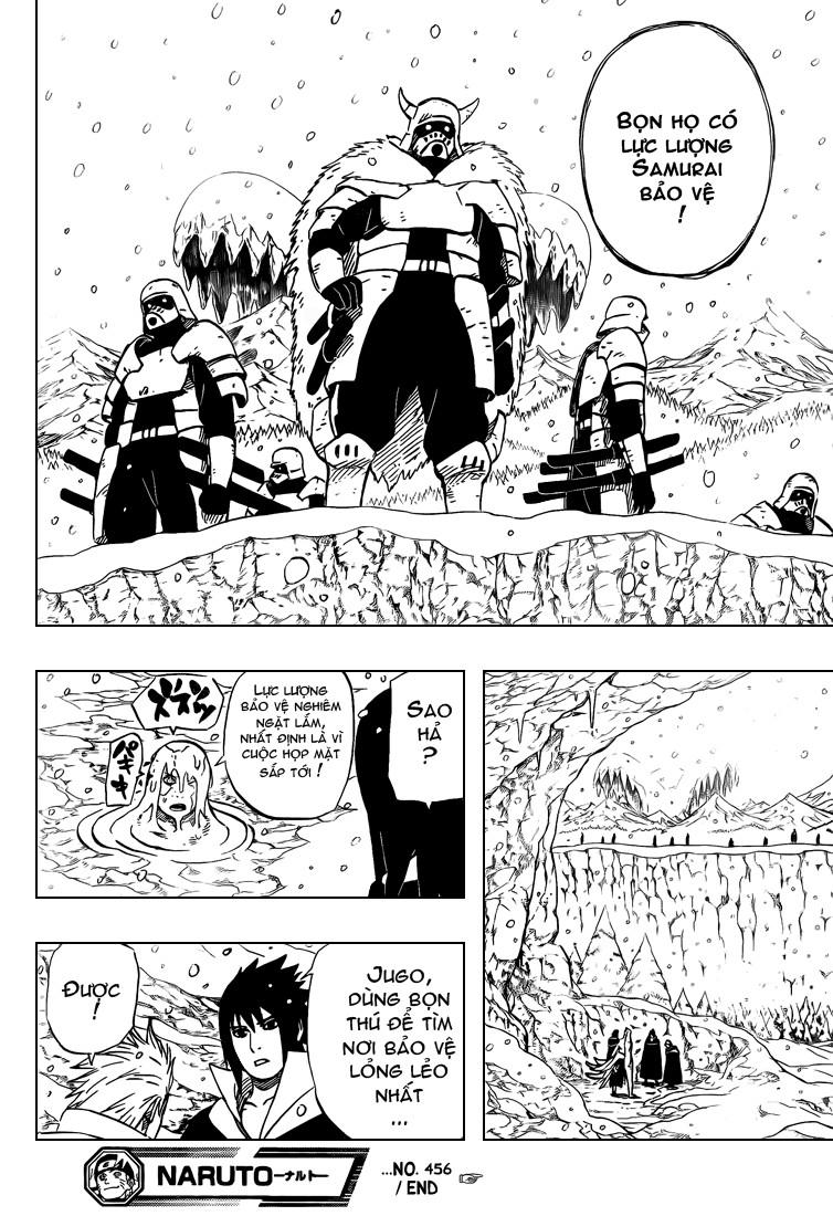 Naruto chap 456 Trang 18 - Mangak.info