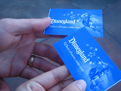 Comprar Tickets Disneylandia