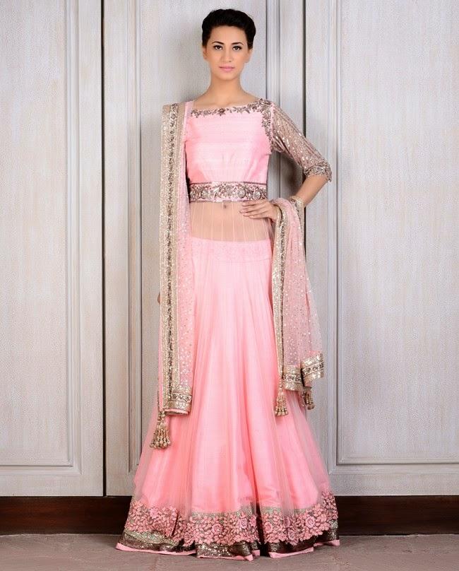 Elegant Indian Wedding Dresses 45 Amazing Elegant Indian Bridal Lehenga