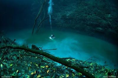Sungai di Dalam Laut, Bukti Kebenaran Al-Qur'an